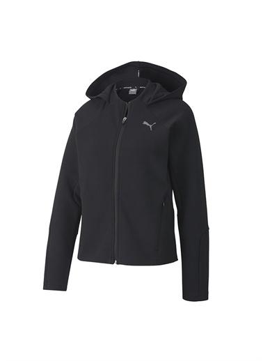 Puma Puma 58353201 Evostripe Full-Zip Kadın Ceket Siyah